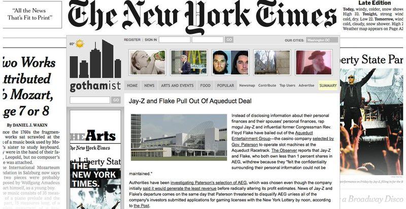 Gothamist: New York City News, Food, Arts & Events_1268166574652